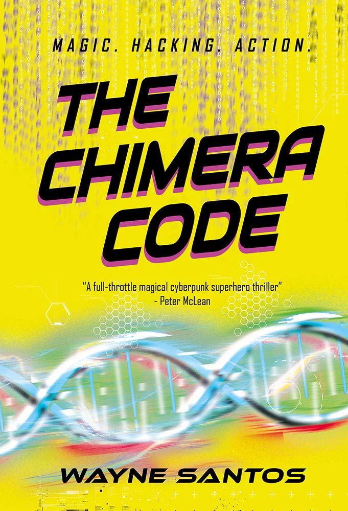 the chimera code by wayne santos
